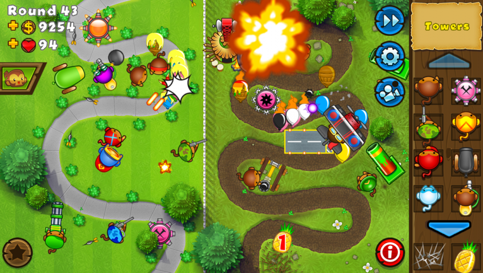 Online BTD5 – Play Bloons Tower Defense 5